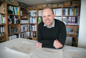 Daniel Boberg, Agnas Ark, har utsetts till årets företagare i Leksand.
