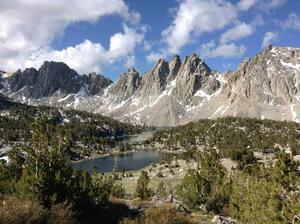 Kings Canyon National Park i Sierra Nevada, Kalifornien. Foto: Brien Bower/TT