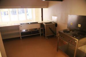 Skolköket är en av favoritdelarna i huset, enligt Anja Schäfer.