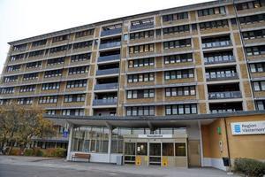 Sollefteå sjukhus rankas som det tredje bästa av landets mindre sjukhus. Det framgår av en undersökning som tidningen Dagens Medicin har gjort. Foto: Jonny Dahlgren/arkiv