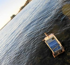 Ett äventyr på vattnet.