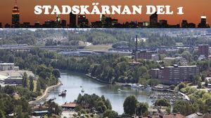 Södertälje stadskärna med Maren och Slussholmen ska omvandlas till en mer attraktiv plats. Arkivfoto: Paola N Andersson