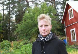 Sofia Rapp Johansson bor sedan ett år tillbaka i Edebo, söder om Hallstavik, tillsammans med sambon Sara.