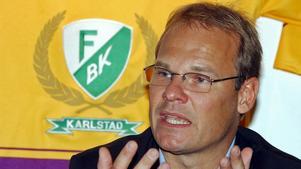 Färjestadsikonen Thomas Rundqvist är pappa till senaste VIK-värvningen David Rundqvist.