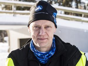 Fredrik Tiger, 49, i byggbranschen, Timrå.