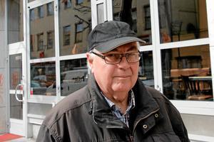 Christer Johansson, ordförande i DHR Örebro.