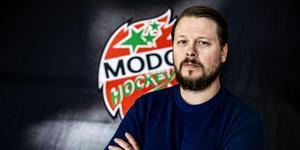 Modo har skadebekymmer och då är Fredrik Glader på backjakt.