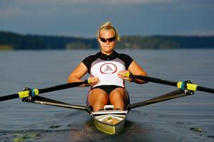 Belgrad nästa. Anna Malvina Svennung är klar för EM i månadskiftet.