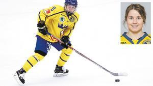 Annie Svedin är redo för sitt första OS. Bild: Bildbyrån