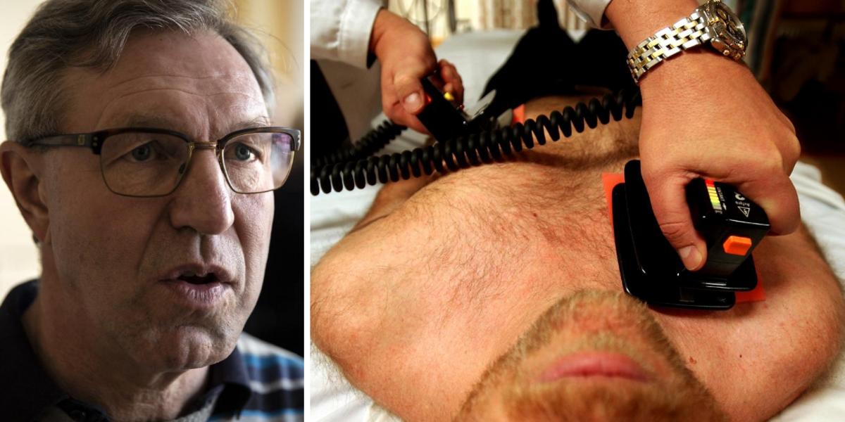 """Livsfarligt lugnt på akuten: """"Sök vård om du får hjärtinfarkt eller stroke"""""""