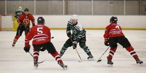 Sala Hockeys Jonathan Lundqvist.