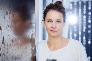 Författaren Sara Stridsberg kommer till