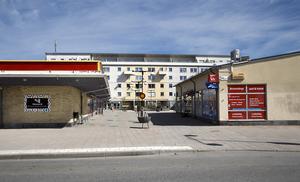 Brunnsängs centrum. Foto: Mats Andersson/LT-arkiv