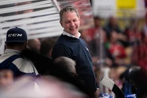 Leksands assisterande tränare Jens Nielsen kommer även att ingå i Danmarks nya ledarstab från och med den här säsongen.