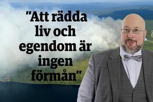 Det här är en ledartext av Patrik Oksanen som skriver om krisberedskap för flera av MittMedias liberala och centerpartistiska tidningar. Oksanen är till vardags politisk redaktör för Hudiksvalls Tidning (c).