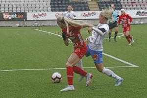 Kif Örebro vann med 3–0 över IK Uppsala.