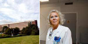 Sårcentrum vid Sundvalls sjukhus föreslås enligt ett förslag från sjuhusledningen att den ska läggas ner. Förslaget är lite märkligt eftersom man i veckan invigde nya lokaler för just sårcentrum.