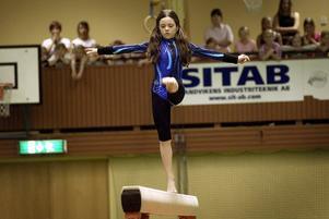 ARKIVBILD. Sandvikens gymnastikförening, SGA, har länge varit en av de största föreningarna och klubben har i dag flest aktiva ungdomar i åldern 7-20 år i Sandviken.