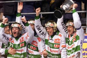 Ola Fredricson, Pierre Roos och Johan