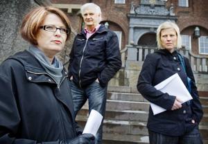 """""""Långsiktigt är detta en överlevnadsfråga för de enskilt drivna förskolorna i Östersunds kommun, säger Sandra Hull från förskolan Solen i Odensala."""