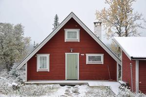 Björnliden fjällby. Mellan Idre och Grövelsjön i Älvdalens kommun.
