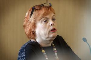 Tina Mansson Söderlund.