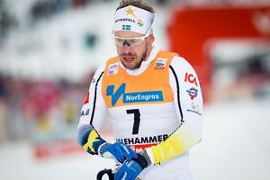 Emil Jönsson åkte ut redan i kvalet i världscuptävlingen i Lahtis.