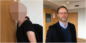"""Den 30-årige Rosenlundsbon erkänner narkotikabrott av normalgraden, men inte grovt narkotikabrott som kammaråklagare Mikael Carlsson anser. """"Lägger man ihop beslagen tangeras gränsen för grovt narkotikabrott och jag menar att alla tre i samförstånd har förvarat all narkotikan tillsammans"""", säger han."""