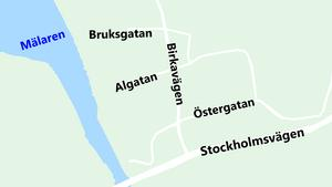 Insändarskribenten har synat fastigheter i Grusåsen.
