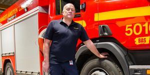 Peter Nystedt är räddningschef i Ljusdal. Han ställer sig frågan om man ska bygga en organisation för händelser som inträffar väldigt sällan.