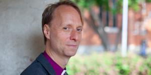 """""""Det har blivit tydligt att klimatkrisen också är en existentiell och andlig kris"""", skriver biskop Mikael Mogren. Foto: Pressbild/Åke Paulsson"""