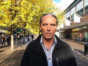 """""""Han ringde polisen och sa att jag sprängt hans hus"""", säger Eddie Doyle."""