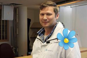 Martin Klausen hävdar att inga nazister kommer att kunna kuppa sig in via SD:s valsedlar.