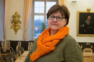 Carola Gunnarsson (C) var kommunalråd när avtalet skrevs på.