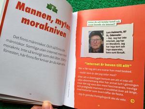 Lars Helmertz får ett egen kapitel i boken.