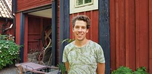 Folkmusikern Arvid Rask är en av arrangörerna.