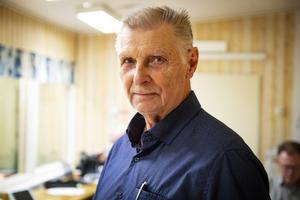 Tävlingsledare Jan-Erik Cedergren.