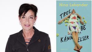 Nina Lekander skriver om att bli störtförälskad och förändrad i nya boken