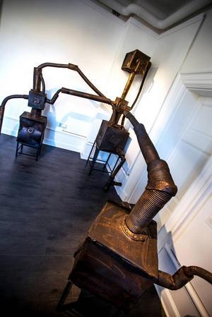 Exempel på Emil Österholms konst.