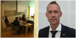 """Kammaråklagare Fredrik Sandberg menar att arbetet går framåt men att han kommer behöva ytterligare tid innan han kan väcka åtal. """"Den 26 oktober lär vi ha väckt åtal"""", säger han."""