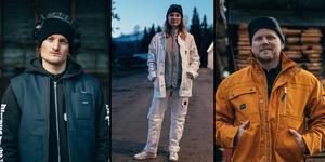 """""""Vi vill inte fotografera i Stockholm och använda modeller, vi vill använda de riktiga hantverkarna"""", berättar Thomas Flinn."""