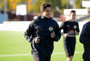 I lördags gjorde Ahmed Awad allsvensk debut, då han blev inbytt mot Häcken.