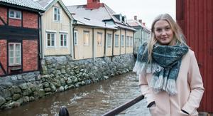 Under gymnasietiden hade Emma kontakt med naturfotografen Anders Geidemark som hon träffat tidigare genom