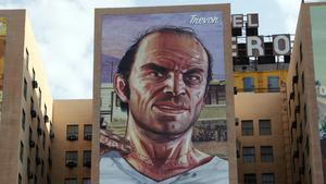 Trevor, en av huvudpersonerna i succéspelet