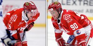 Pavel Rosa och Marko Jantunen.
