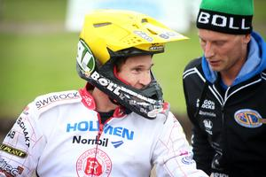 Jason Doyle är klar för Västervik.