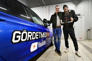 Robin Westberg och Robbin Jonsson är duon bakom filmerna på youtbe-kanalen