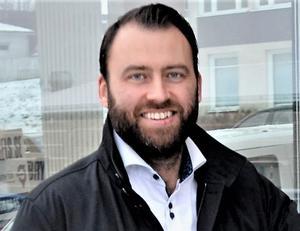 Pierre Åberg tänker driva företaget vidare i samma anda som tidigare.