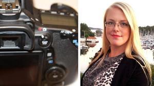 Stina Fredenmark från Nynäshamn håller i filmkurser för barn och ungdomar i sommar.