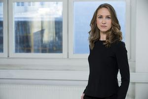 Moa Andersson. Foto: Pressbild/Boinstitutet
